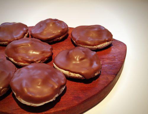 Marys chokladbiskvier