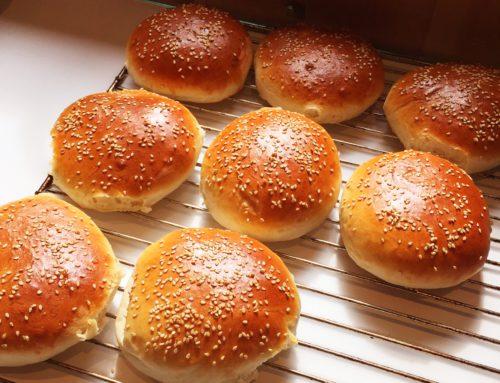 Hamburgerbröd, det goda receptet