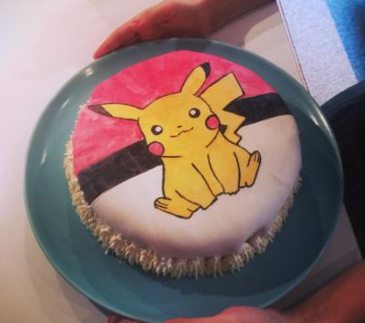 pikachu-pokemon-tarta