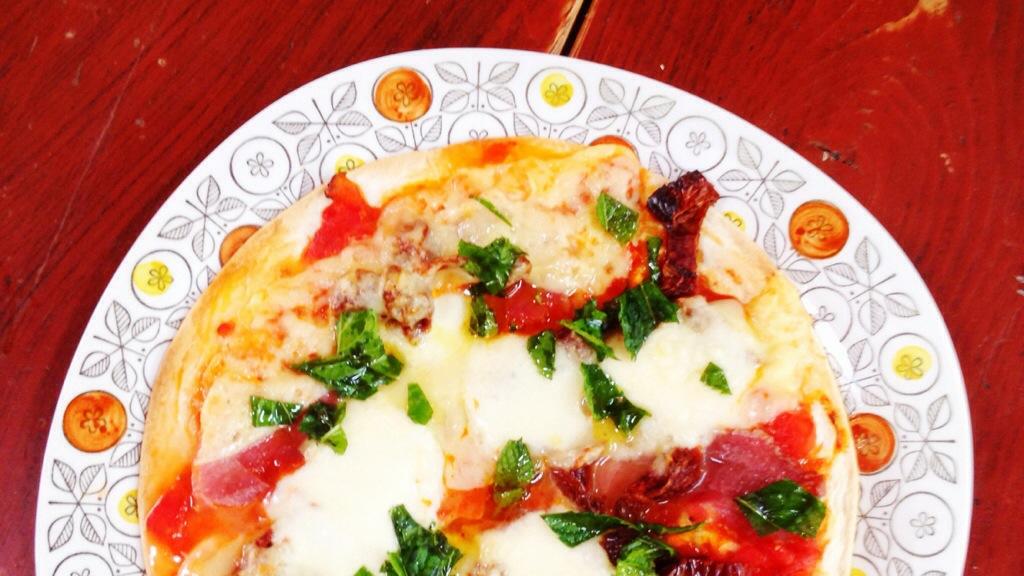 Pizza, snabbvariant